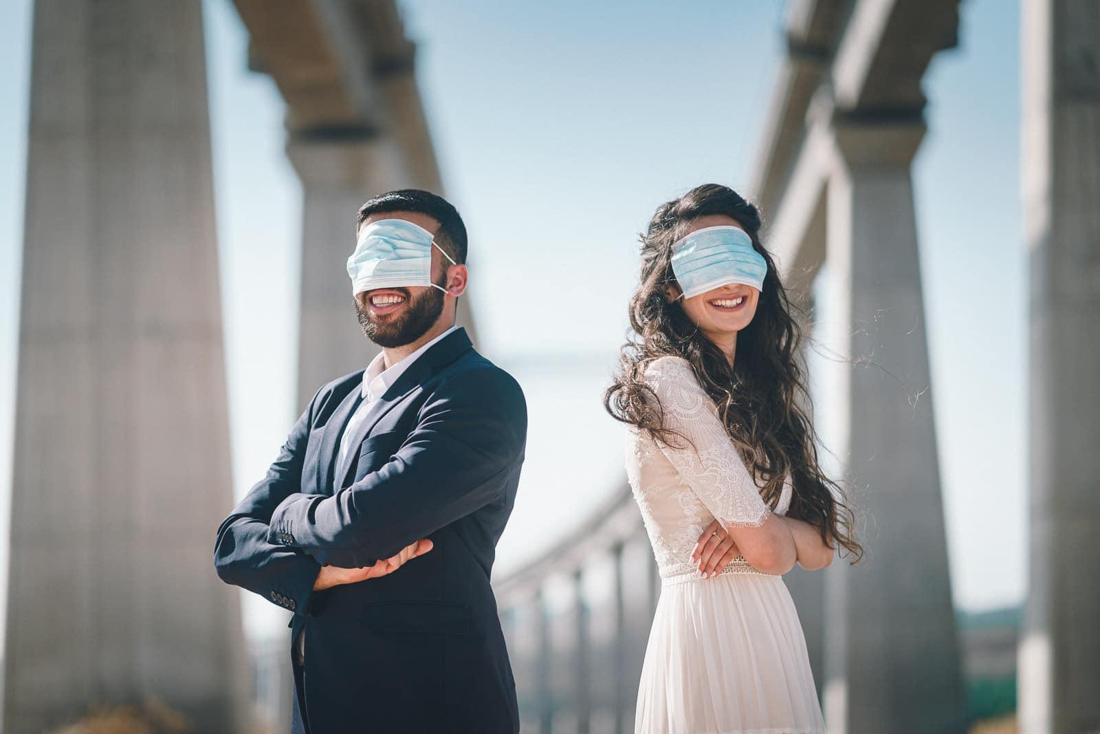 צילום חתונת קורונה